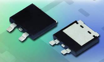 Schottky Rectifiers feature low forward voltage drop.
