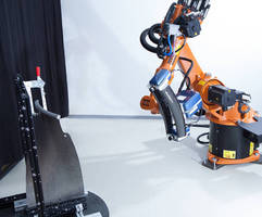 Robot Assisted 3D Scanning System combines CMM and StereoSCAN.