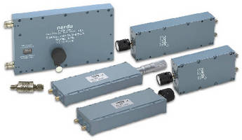 Narda Announces the Expansion of its Phase Shifter Product Line