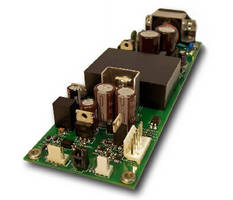AC-DC Converter supports medical applications.