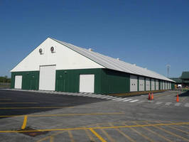 Legacy Building Solutions Constructs New Tension Fabric Structure for Central New York Regional Market