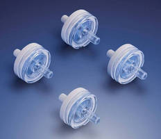 Inline Check Valve has latex-free silicone diaphragm.