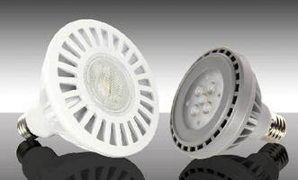 LED Lamps suit residential and commercial applications.