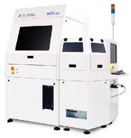 Defect Inspection System handles wafers up to 300 mm.