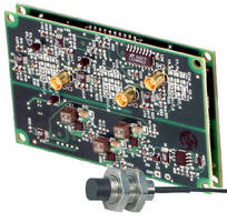 Non-contact Displacement Sensors offer wireless capabilities.