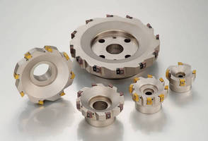 Shoulder Milling Cutter can handle steels and cast iron.