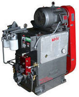Vacuum Pumps suit heat treating applications.