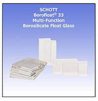Abrisa Technologies Can Custom Fabricate & Coat SCHOTT Borofloat® 33 Multi-Function Float Glass