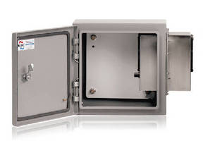 Enclosure Cooling Units offer multiple mounting options.