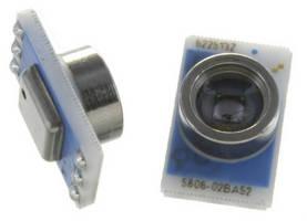 Digital Barometric Pressure Sensor also measures temperature.