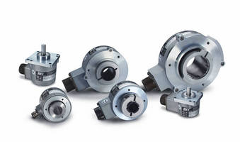 BEI Sensors Introduces Global First: Triple Certified Hazardous Area Encoders