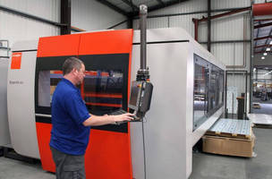 Expanding Sign Maker Invests in More Sheet Metalworking Machinery