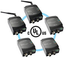 connectBlue's Ethernet Port Adapters and Access Point Now UL/cUL Listed