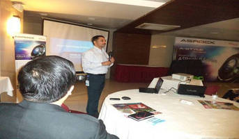 ASRock Releases 8 Series Motherboards at Launch Event in Mumbai