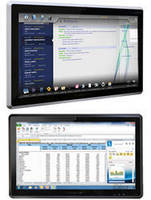 All-in-One PCs feature Pcap touchscreen technology.