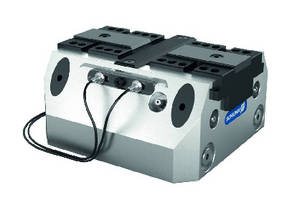 Clamping Force Block offers flexible chuck jaw monitoring.