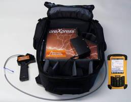 Portable Oscilloscope serves mining exploration and production.