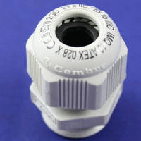 Cable Glands and Strain Reliefs suit hazardous locations.