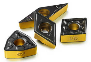 Coated Cemented-Carbide Grade is suited for steel turning.