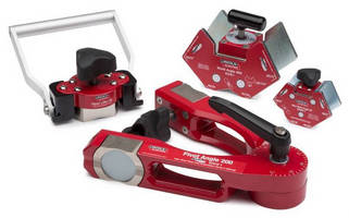 Magnetic Angles and Lifting Devices increase worker safety.