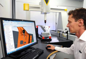 Camio8 Multi-Sensor CMM Software Provides Better Insights and More Productivity