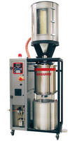 Vacuum Dryer offers real-time material consumption info/control.