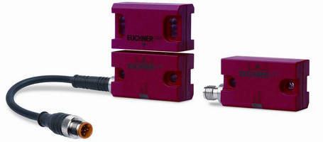 Safety Switch can be used in harsh industrial environments.
