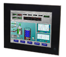 Industrial Touch Panel PCs feature hygienic design.