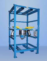 Fork Lift Portable Material Master(TM) Bulk Bag Discharger
