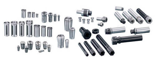 Toolholder Collets, Bushings, and Tool Holders from Hardinge