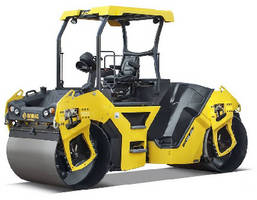 Tandem Vibratory Rollers feature Tier 4 diesel engines.