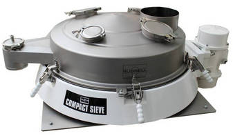 Customized Russell Compact Sieve for Producer of Glucose
