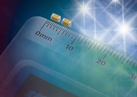 Chip Monolithic Ceramic Capacitors with Greater Capacitance From Murata Target Power Supply and Lighting Markets