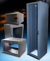 Camdenboss Adds Three New Camrack Models to UK-Manufactured 19 in. Cabinet Range