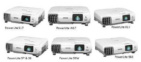Epson Expands Education Projector Offerings with Eight New PowerLite Models
