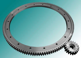 Curved Racks and Ring Gears Available From ATLANTA Drive Systems