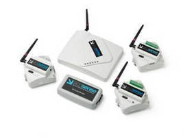 Wireless Monitoring Systems offer automatic data transfer.