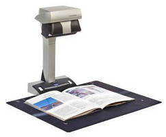 Scanner converts unwieldy objects into PDF/JPEG files.