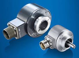 Incremental Encoders Provide Options for the Drives Industry