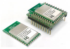 Dual Modes Bluetooth Modules support BLE v4.0, Classic standards.