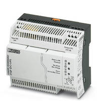 Uninterruptible Power Supply features integrated battery.