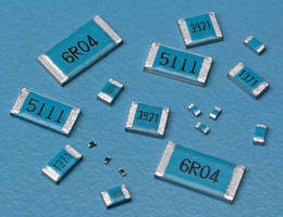 Thick Film Chip Resistor is made with sulfur-proof material.