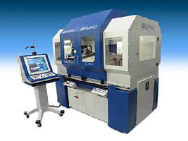 Machining System manufactures nearly any surface geometry.