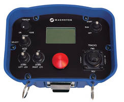 Radio Remote Control comes in compact and durable package.
