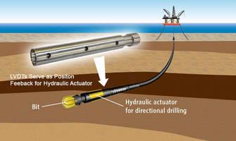 LVDT Linear Position Sensors Serve as Reliable Replacements to Pots On High Vibration Petroleum Drilling Equipment