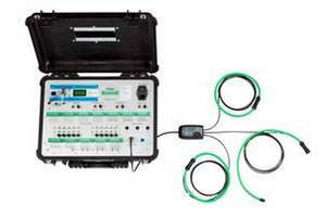 Mobile Energy Measurement Case acquires and processes data.