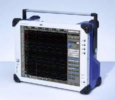 Data Recorder provides 200 MB/s throughput.