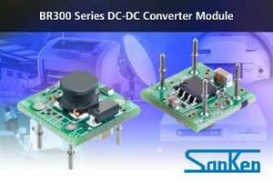DC/DC Converter Module has step-down chopper circuit topology.