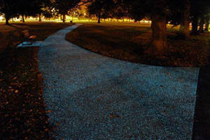 STARPATH: World's First UV Powered Pathway