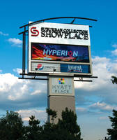 Suburban Collection Showplace Showcases a New Full Color HyperionPlus(TM) LED Display